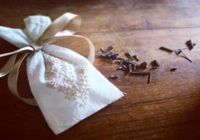 茶殻のポプリ